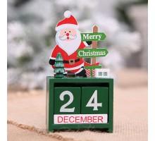 "Вечный календарь  ""Дед Мороз"""